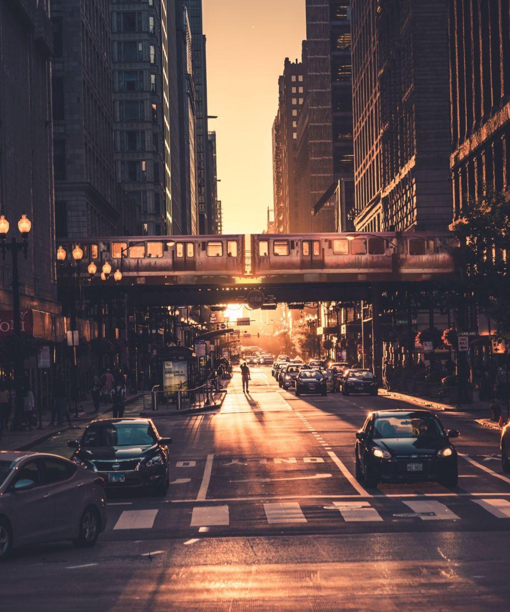 Subway Above